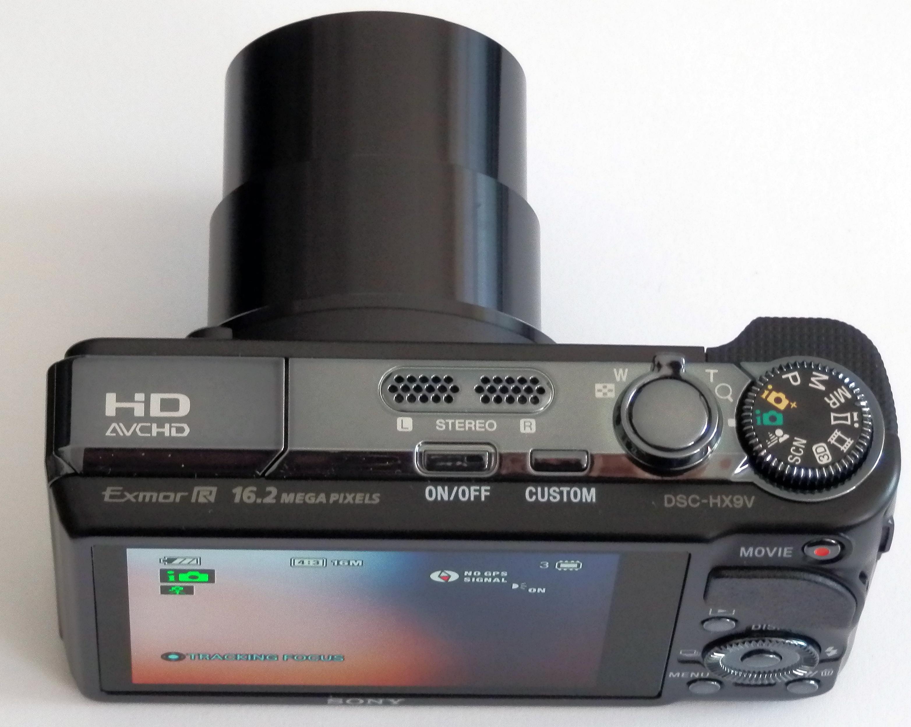 Die beste Allroundkamera für Urlaub und Familie: Die Sony HX9V