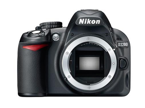 Die Nikon D3200 DSLR im Test