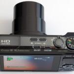 16 Megapixel & Full-HD: Die Sony CyberShot DSC-HX9V