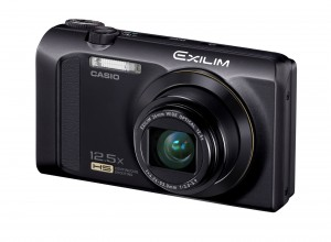 Die Casio EXILIM EX-ZR300 Digicam (Foto: Casio)