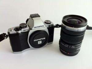 Trendig & gut: Die Olympus OM-D E-M5 Systemkamera