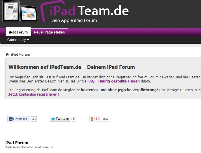 iPadTeam